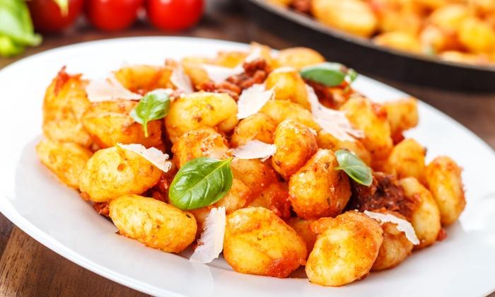 Trattoria Pinocchio - North Beach: One Gnocchi Dish  with Purchase of 2 Gnocchi Dishes  at Trattoria Pinocchio