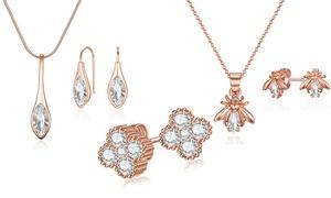 Bijoux avec cristaux Swarovski®
