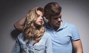 Friseursalon Struwwelpeter: Komplett-Haarschnitt, Pflege und Kopfmassage für Sie oder Ihn im Friseursalon Struwwelpeter (bis zu 50% sparen*)
