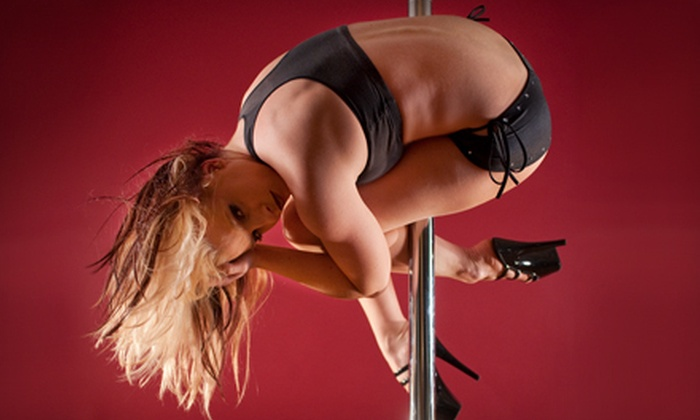 Pole Pressure - Multiple Locations: $50 for Five Pole-Dancing Classes at Pole Pressure (Up to $100 Value). Three Locations Available.