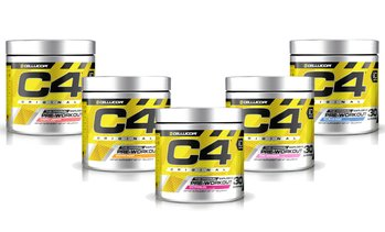 C4 Original Pre-Workout Supplement (6.3 Oz.)