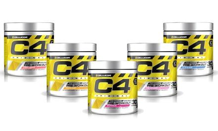 C4 Original Pre-Workout Supplement (6.3 Oz.)