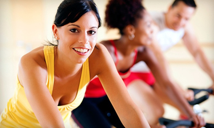 Intoxx Fitness - Staten Island: 5, 10, or 20 Kickboxing or Spinning Classes at Intoxx Fitness (Up to 65% Off)