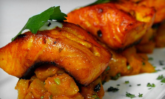 Narin's Bombay Brasserie - Afton Oaks/ River Oaks: $20 for $40 Worth of Indian Fare at Dinner on Sunday–Thursday at Narin's Bombay Brasserie