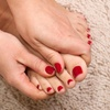 49% Off Spa Manicure and Pedicure