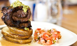 Mamajuana Cafe: Nuevo Latino Cuisine for Two or Four at Mamajuana Cafe (Up to 58% Off)