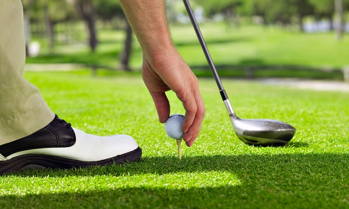 Irish Greens Golf Club - Oconto: 18-Hole Round of Golf with Cart Rental and Food Voucher for Two or Four at Irish Greens Golf Club (Up to 50% Off)