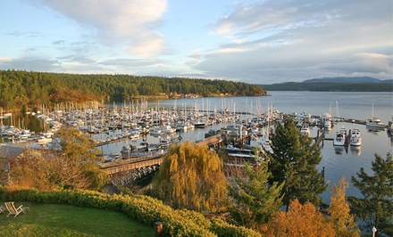 Groupon Deal: 2- or 3-Night Stay for Two with Sparkling Wine or $25 Dining Credit at Tucker House Inn on San Juan Island, WA