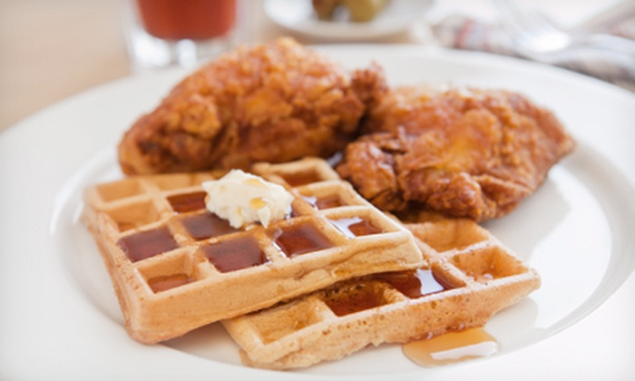 Tanners Restaurant - Tryon Hills: $10 for $20 Worth of Comfort and Soul Food at Tanners Restaurant