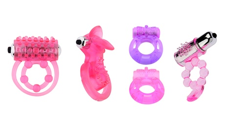 Oh Naughty Vibrating C-Ring Collection 1ca2023c-8b62-11e6-885f-00259069d7cc