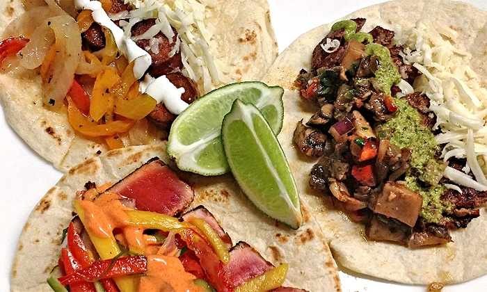 Vida Taqueria & BYOB - Main Line: Gourmet Mexican Cuisine at Vida Taqueria & BYOB (Up to 44% Off)