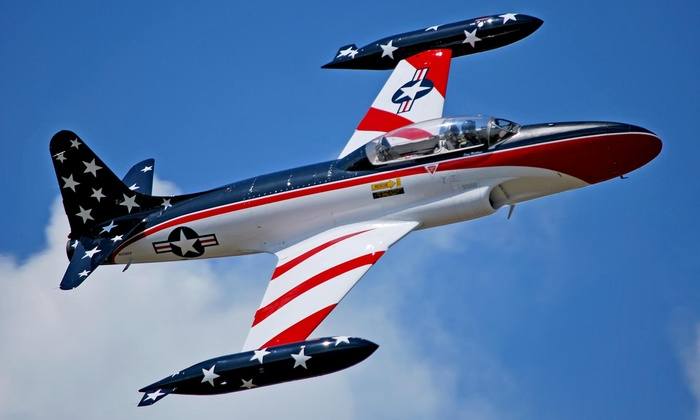 The Great Georgia Air Show - Metro Atlanta: One- or Two-Day Access for One or Family Package at The Great Georgia Air Show on October 11–12 (Up to 50% Off)