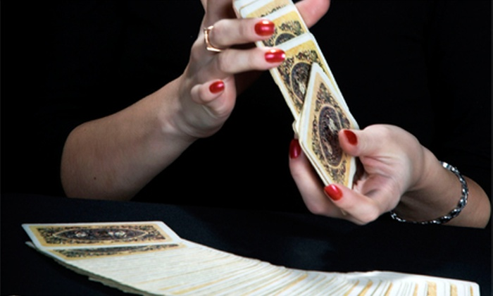 South End Psychic - South End: 30-Minute Tarot-Card Reading with Option for Palm and Psychic Readings at South End Psychic (Up to 51% Off)