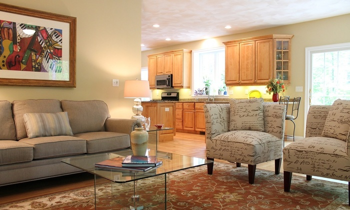 Moore Home Staging and Design - Boston: 90-Minute Interior Design Consultation from Moore Home Staging and Design (78% Off)
