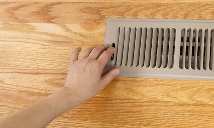 Up to 75% Off Air-Duct & Furnace Cleaning at Pure Air-Service