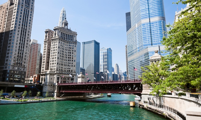 Second City Tours - John Hancock Center: Notorious Chicago Crime Walk for One, Two, or Four from Second City Tours (Up to 61% Off)