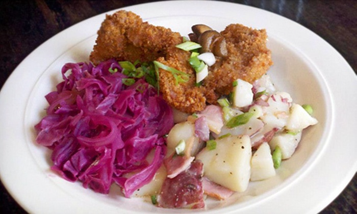 Explorers Club - Merion Village: Latin American Food for Two or Four at Explorers Club (Half Off)