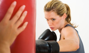 Red House Martial Arts: 5, 10, or 20 Boxing, Kickboxing, or MMA Fitness Classes at Red House Martial Arts (Up to 78% Off)