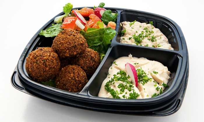 Tanoor Mediterranean Grill - Bridgeport: Catering Package for Up to 15 or $15 for $25 Worth of Mediterranean Food at Tanoor Mediterranean Grill