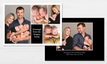 Professional Photo Session with 24, 36, or 60 Photo Cards at JCPenney Portraits ( Up to 81% Off )