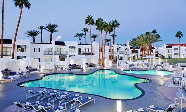 Rumor Boutique Hotel Las Vegas Nv Stay With Breakfast For Two At