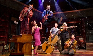 "Million Dollar Quartet: ""Million Dollar Quartet"" at Starlight Theatre on May 22–24 (Up to 42% Off)"