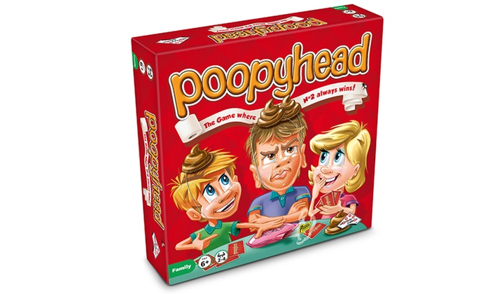 poopyhead game how to play
