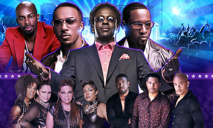 """""""Memorial Weekend Music Festival ft. Heads of State, Joe, En Vogue, and After 7"""" - Astrodome: Memorial Weekend Music Festival with Heads of State, Joe, and En Vogue at Reliant Arena on May 26 (Up to 36% Off)"""