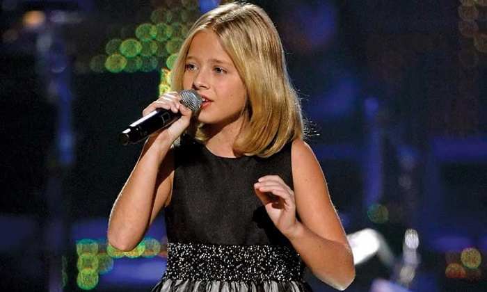 Jackie Evancho - Terrace Theater: Jackie Evancho at Long Beach Convention and Entertainment Center on Saturday, December 7, at 8 p.m. (Up to Half Off)