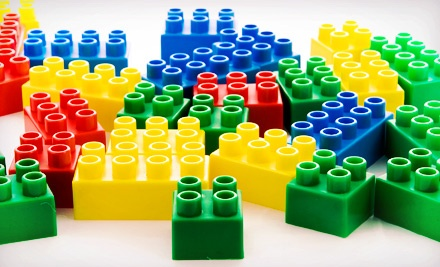 "One Week of Half-Day Lego Mania Camp for One or Two Kids Aged 6a€""11 at Build 'n Blocks (Up to 58% Off)"