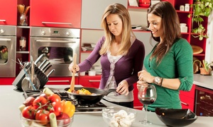 Everyone Eats: Up to 57% Off Cooking Courses at Everyone Eats