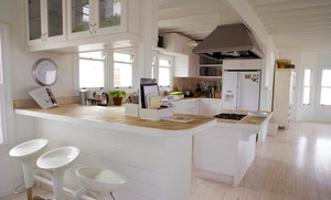 Just Do It Builders: $49 for Kitchen or Bathroom Design Package with 3D Renderings from Just Do It Builders ($199 Value)
