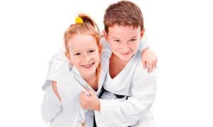 Sidekick Taekwondo: Six Tae Kwon Do Classes or One Month of Unlimited Tae Kwon Do Classes at Sidekick Taekwondo (Up to 61% Off)