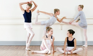 SB Dance Academy: $5 for $10 Worth of Dance Lessons at SB Dance Academy