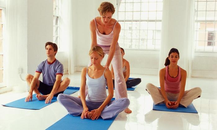 Plaza Wellness - Prospect Heights: Five Yoga Classes at Plaza Wellness (65% Off)