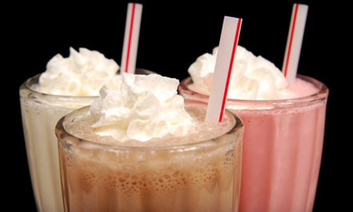 American City Diner - Chevy Chase-DC: $9 for $20 Worth of Burgers, Shakes, and Diner Cuisine at American City Diner
