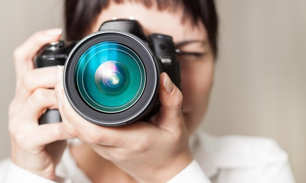 10-Day Photography Course at Jennifer Hayward Photography (61% Off)