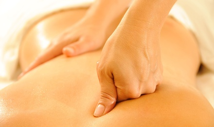 $159 for Three 60-Minute Clinical Massages at The Boston Bodyworker ($345 Value)