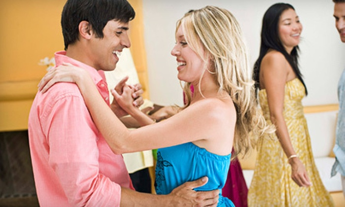 Charlotte Latin Dance - Multiple Locations: Five-Hour, Four-Week Salsa Beginner Level One Course for an Individual or a Couple (Up to 59% Off)