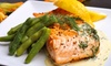 Grandview Island Grill - Grandview Island/Hampton: Seafood and Barbecue for Two at Grandview Island Grill (Up to 38% Off)