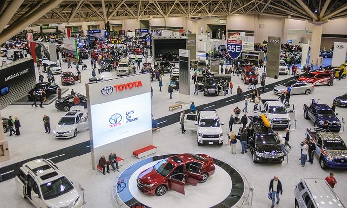 Minneapolis Auto Show >> Twin Cities Auto Show In Minneapolis Mn Groupon