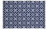 Mohawk Home Navy Clementine Rug: Mohawk Home Navy Clementine Rug