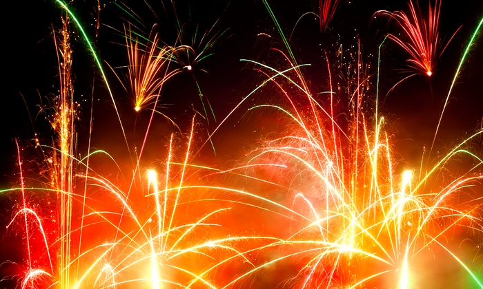 Kaboom Fireworks - Multiple Locations: Two Electric Storms or One Lightning Bolt Fireworks Package from Kaboom Fireworks (Up to 73% Off)