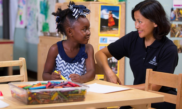 KinderCare  - Multiple Locations: One Week of Child Care at KinderCare (Up to 50% Off). Four Options Available.