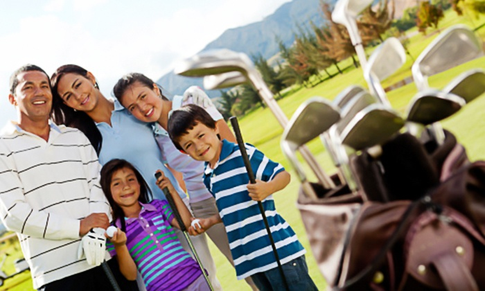Tee 2 Green - Tee 2 Green: Range Buckets with Snacks and Drinks for Two or Four, or Three-Month Membership at Tee 2 Green (Up to 53% Off)