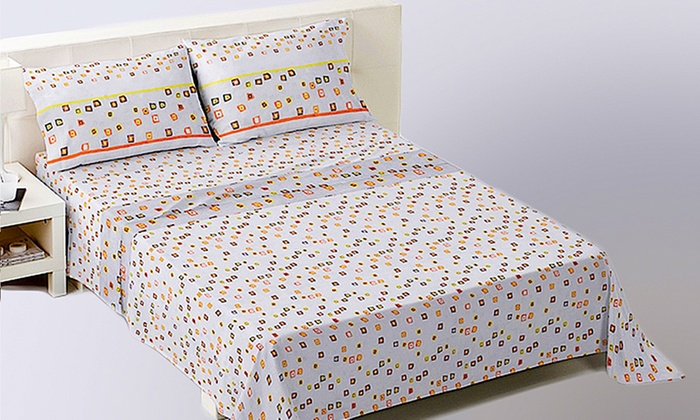 Completo letto in cotone  Groupon Goods
