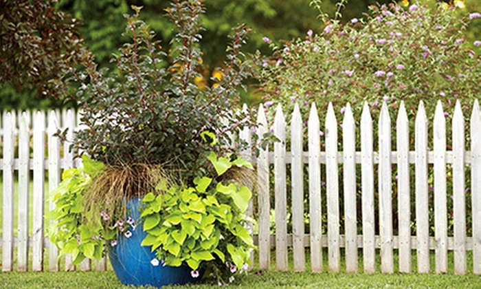 Fruit Basket Flowerland - Kentwood: $15 for a One-Hour Landscaping Class on May 8, 15, or 22 at Fruit Basket Flowerland ($30 Value)