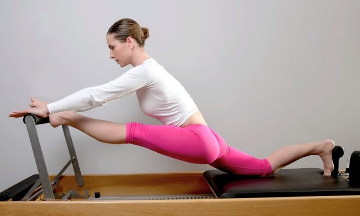 Pilates on Fifth - New York: Pilates Mat or Equipment Classes at Pilates on Fifth (Up to 59%Off). Two Options Available.