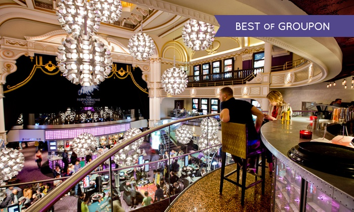 casino deals london