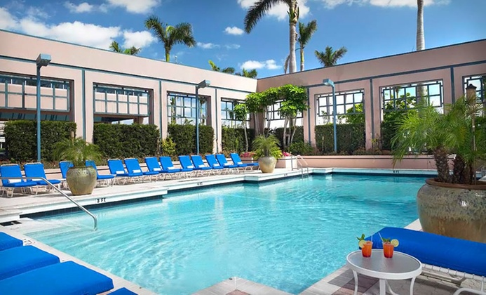 Boca Raton Marriott near Beaches and Golf